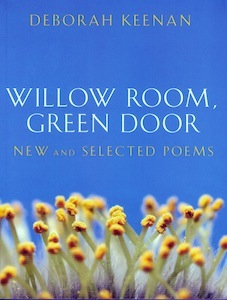 Willow Room, Green Door New and Selected Poems book cover