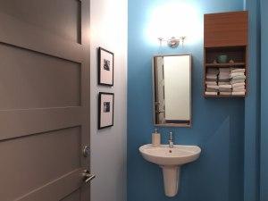 Wheelchair Accessible Washroom Sink