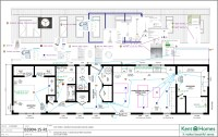 Mod House Design  Canning NS.24  Lighting Plan  Deborah ...