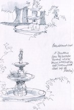 Thumbnails of both fountains