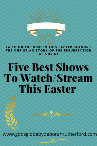 Five Best Shows to Watch/Stream This Easter