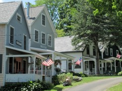 Unity, Union, and Carmel Cottages
