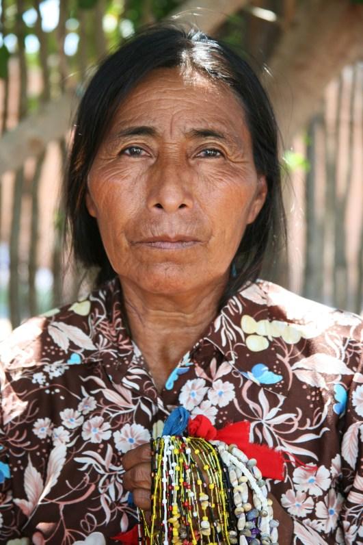 Lola Torres, basket weaver