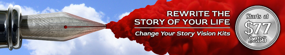 Rewrite the Story of Your Life: Change Your Story Vision Kits by Deborah S. Nelson