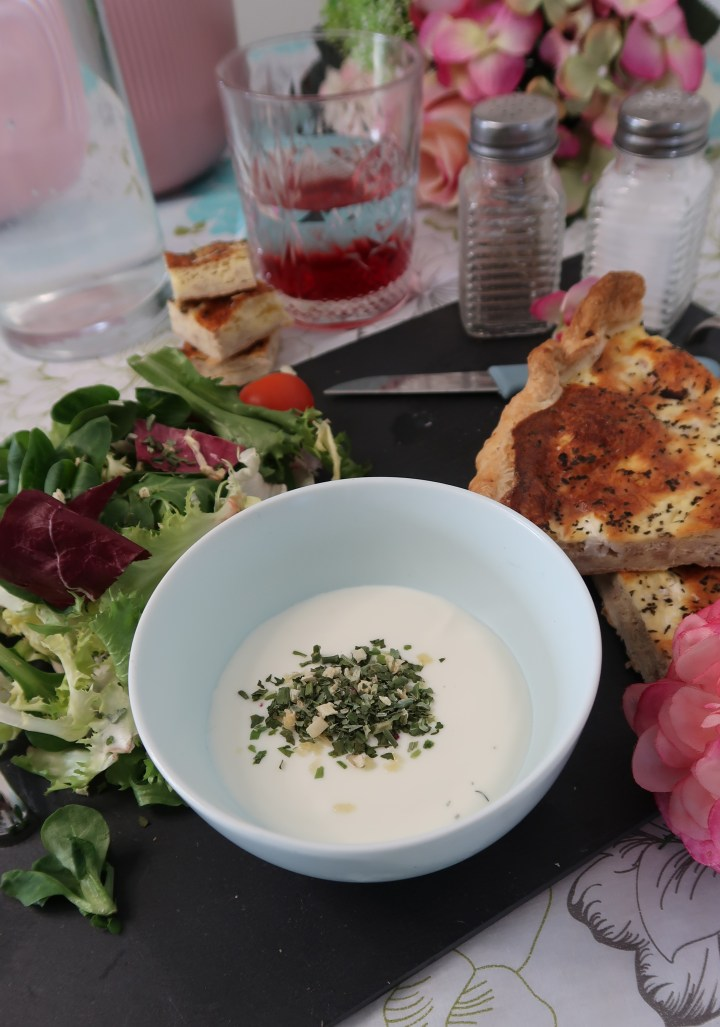 Sauce Fromage Blanc