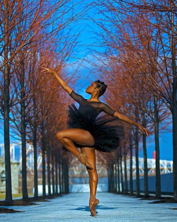 Photo de ballet by Gustavo Novais.