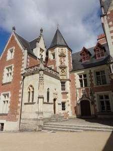 Clos Lucé in Amboise, France