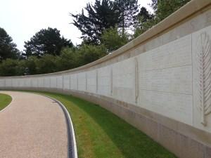 Veteran's Cemetery in Normandy, France