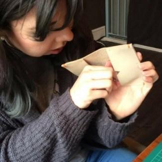 bi fold sewing
