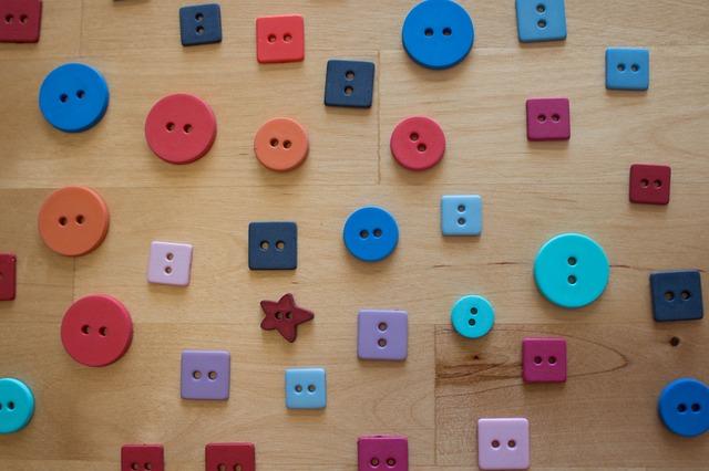Los Botones y sus Formas