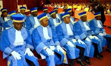 Cour Constitutionnelle  et déni de justice : après 3 ANS, la requête en inconstitutionnalité de la loi électorale toujours pas examinée.