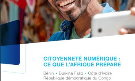 État des lieux du numérique en Afrique et en RDC