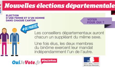 Le scrutin binominal existe déjà … en France