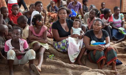 Les enfants n'auront plus le choléra à Lubirhya