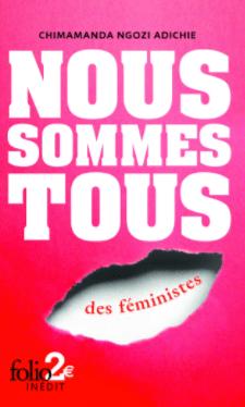 « Nous sommes tous des féministes » distribué dans les écoles congolaises