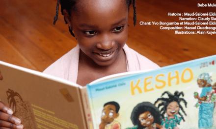 Faites écouter 13 histoires et comptines d'Afrique à vos enfants avec le livre-audio «Kesho»