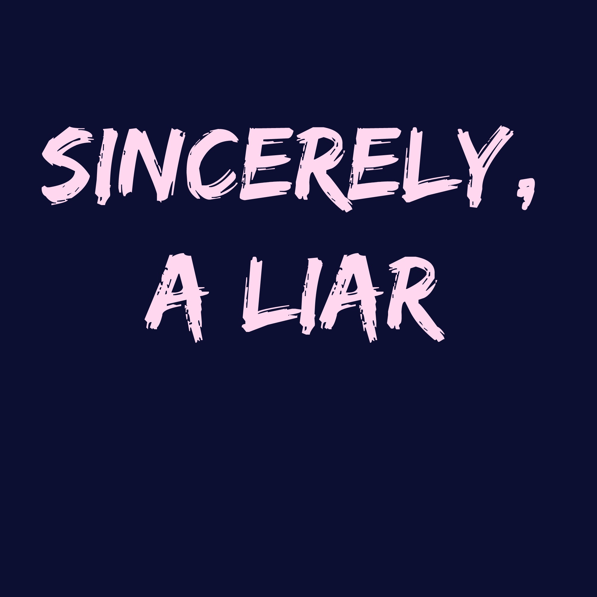 liar liar essay The liar (poem) study guide contains a biography of imamu amiri baraka, literature essays, quiz questions, major themes, characters, and a full summary and analysis.