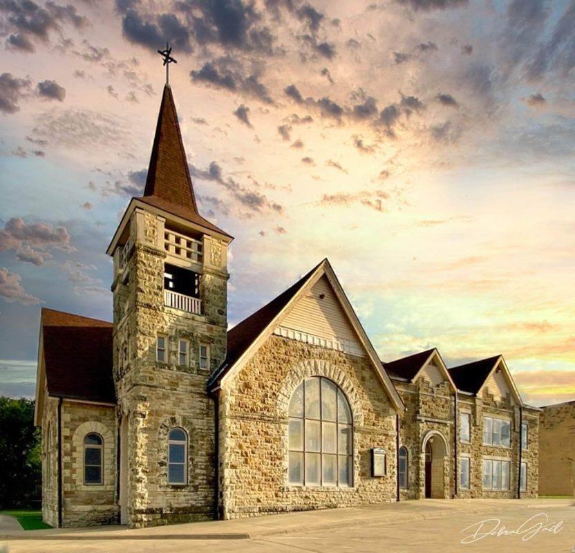 historical building architecture photo church Debra Gail Commercial Photographer