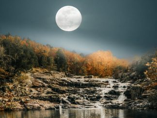 best sellers debra gail photography full moon waterfall rivers photography fall autumn