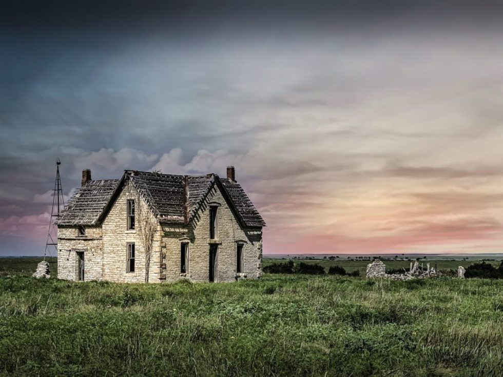 Flint Hills Stone House