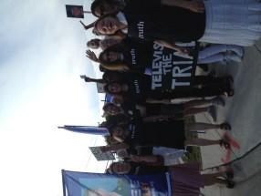 Criminals and Public Housing Authority Protest