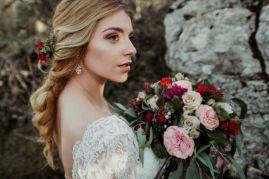 Maquillaje de novia para Laura