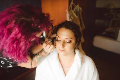 Maquillaje y peluqueria Gloria