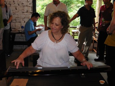 learning to play guqin