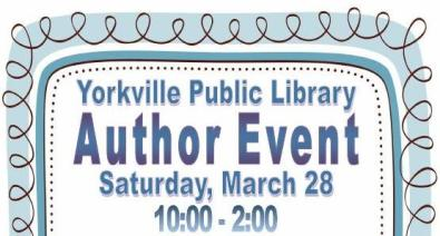 Yorkville Author small March 28