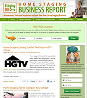 Home Staging Business Report