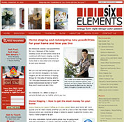 Six Elements Home Staging and Redesign