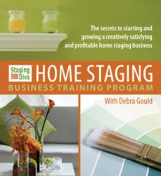 When Investing in Home Staging Training Keep Both Eyes Open