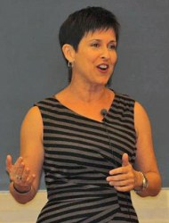 Debra Gould to Lead Workshop on Shaping Your Future