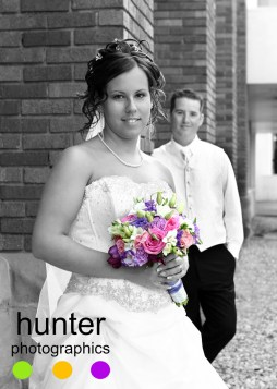 wedding photography red deer