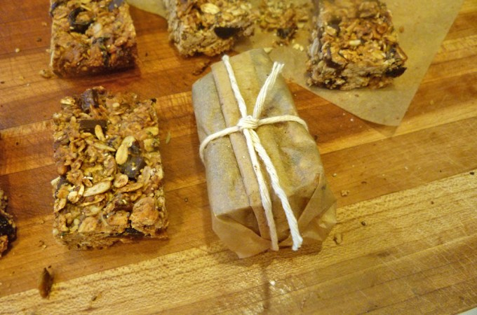 Simply The Best Granola Bars