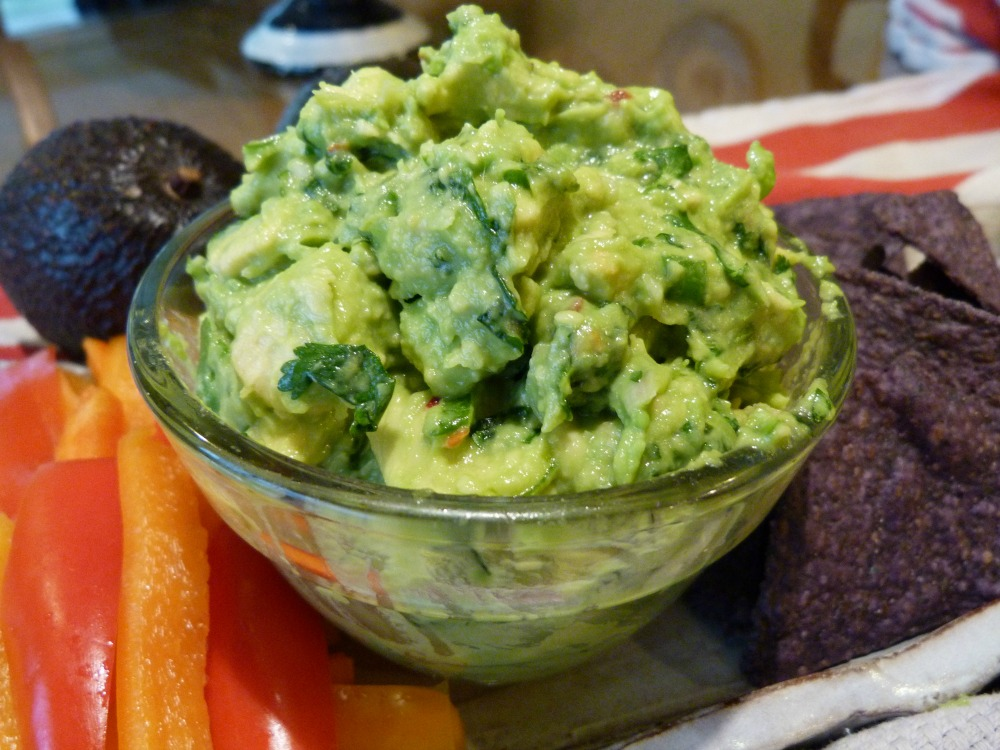 Super Bowl Recipe Round Up: Guacamole