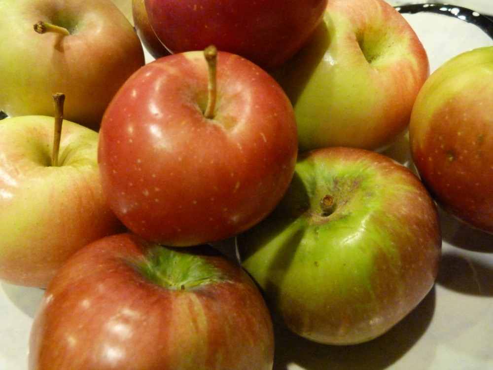 Healthy Baked Apples