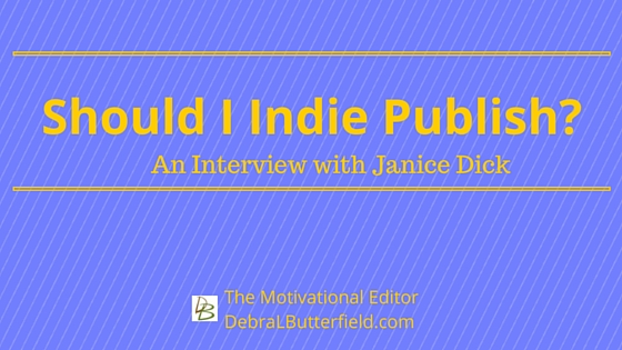 Indie publishing