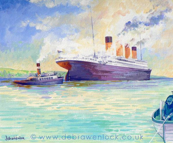 Farewell Titanic - Farewell Belfast
