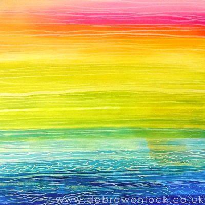 Rainbow Art - Debra Wenlock
