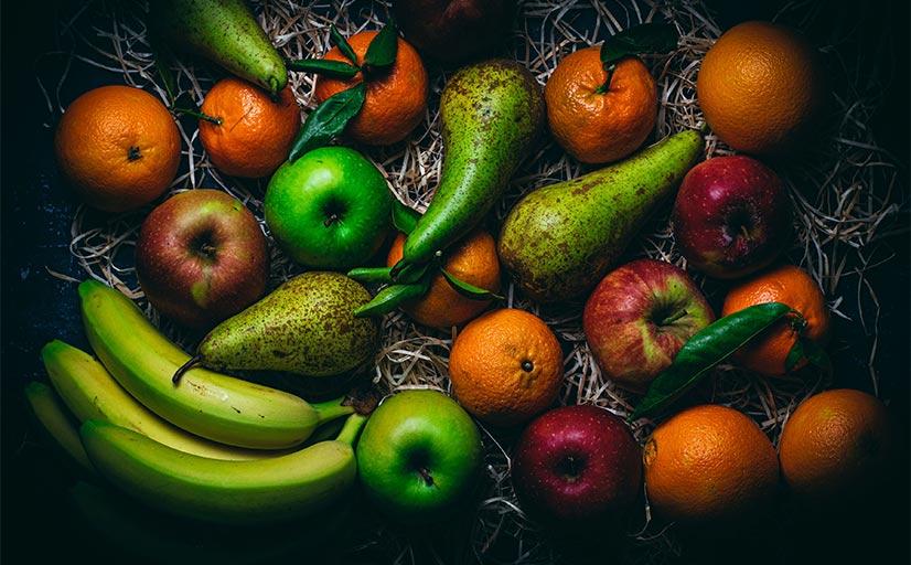 Groenten- en fruitboxen