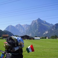 Kerékpárral Svájcba sorozat