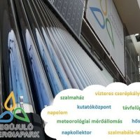 Megújuló Energiapark: bemutató- és kutatóközpont