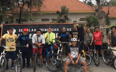 Gowes Perdana JB Bike Community