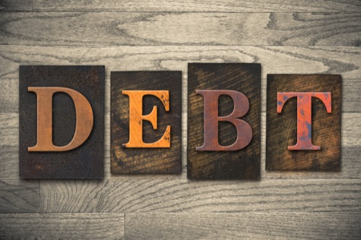 debts regarding an estate