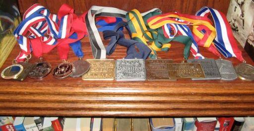 MedalsShelf