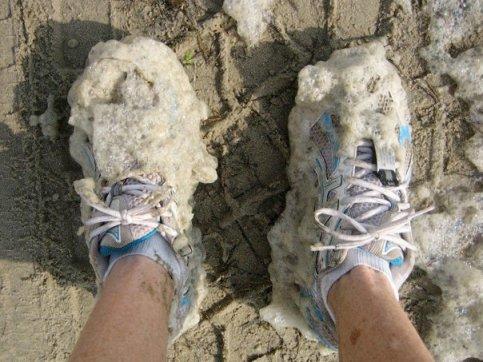 BeachFoamyRunningShoes