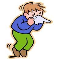 SneezingCartoon