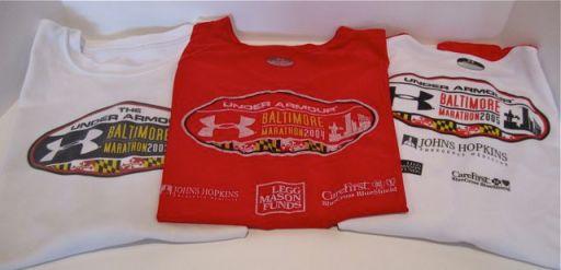 BaltimoreMarathon030405Shirts