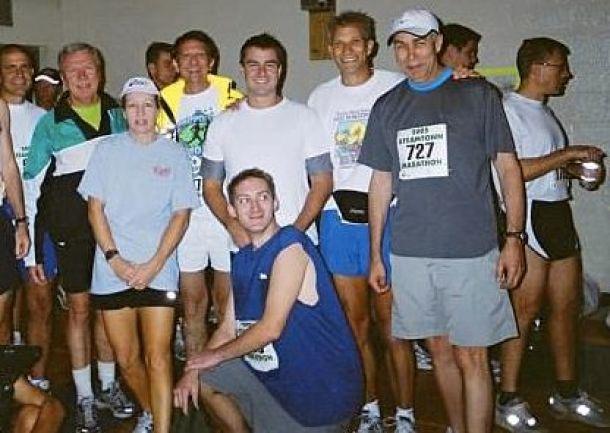 SteamtownMarathon2005Group